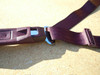 3 PT. RETRACTABLE SEAT BELT BURGUNDY