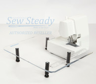 "Sew Steady Portable Table - Serger 18"" x 18"""