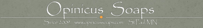 Opinicus Soaps