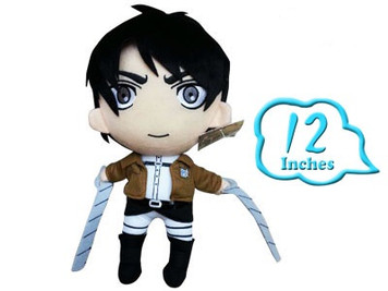 Eren Plush Doll