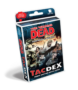 The Walking Dead TacDex