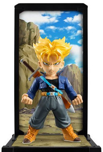 Super Saiyan Trunks Tamashii Buddies