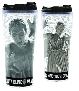Weeping Angel Travel Cup