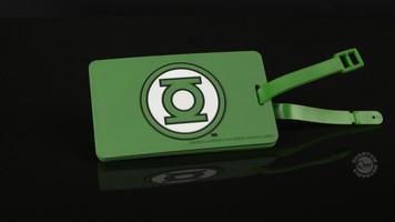 Green Lantern Q-Tag