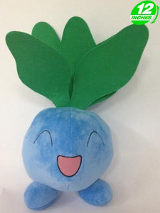 Oddish Plush Toy