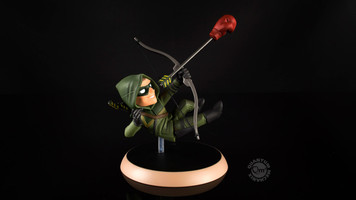 Green Arrow Q-Figure