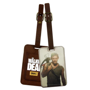 Daryl Dixon Luggage Tag
