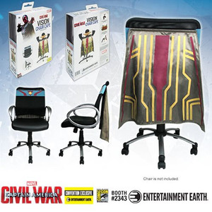 EXCLUSIVE: Vision Chair Cape