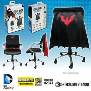 EXCLUSIVE: Batman Beyond Chair Cape