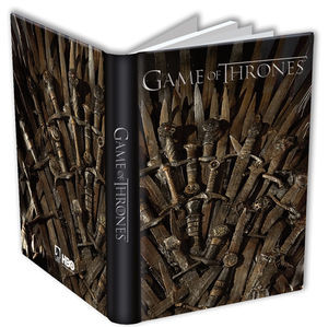 Game of Thrones - Iron Throne Journal