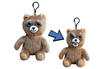Feisty Pets - Mini Sir Growls-A-Lot Bear