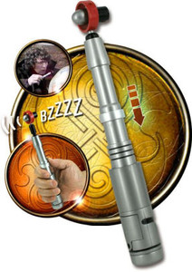 4th Doctor Sonic Screwdriver
