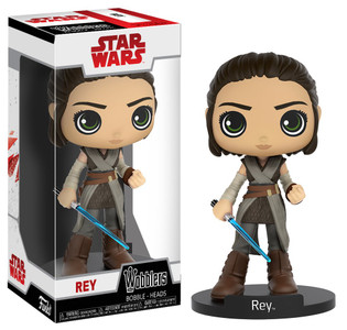 Wobbler: Star Wars - Rey