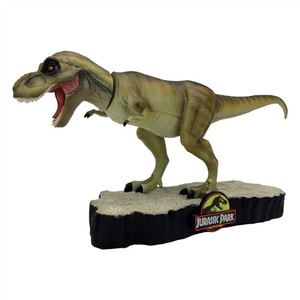 LIMITED EDITION: T-Rex Encounter Shakems Statue