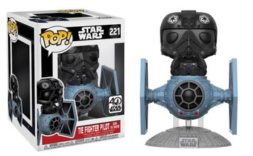POP! Star Wars: Tie Fighter W/ Pilot