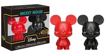 Hikari XS: Disney: Mickey Mouse (Red & Black)