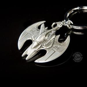 Batwing Keychain