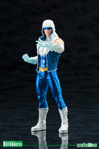 New 52 Captain Cold Figure