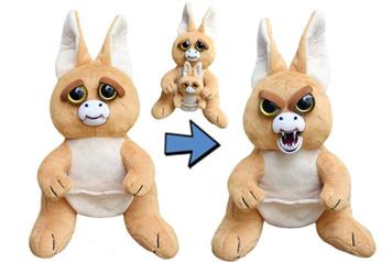 Feisty Pets - Jacked Up Jackie Kangaroo