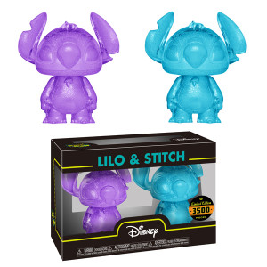 Hikari XS: Disney - Stitch (Blue & Purple)
