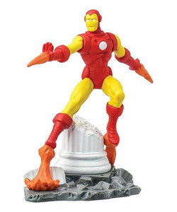 Iron Man Diorama Figure