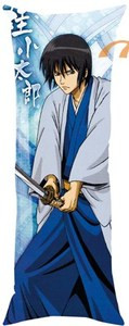 Sagura Yamazkai Plush Body Pillow