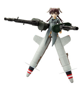 Strike Witches - Gertrud Barkhorn Figure