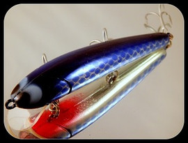 "Eddy Lures 120mm Topenda "" Bluebait """