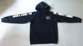 Black Hoodie XXL