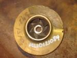 """2RVNL3AX2, IR, Ingersol Rand, Bronze, 6.25"""" dia., ML10121084"""
