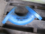 "Boltex, 3"", 90 degree Pipe, For Goulds. 150# flange, ML05021221"