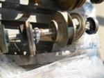 3405 M, 8x10x12 G, Bronze impeller, Rotating Assembly, ML0828122