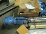Goulds VT-VIS-10RJLC, M#2366286025, Franklin Electric Motor, KL04163104