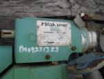Pulsa 680,  Series Diaphram Metering Pump , Model 680E , Serial # E342312-4 , Gear Ratio - 40 , Piston Dia - .250,  Max Flow - 2GPH,  Max Pressure  - 3000 PSIG,