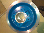 """Summit  10""""  Stuffing Box  Cover  316ss - material"""