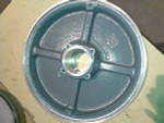 """Mark II & III  Group 2  13""""  Stuffing Box  Cover  Std. bore  CD-4  DT48083A - Part #"""
