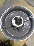 """10""""  Stuffing Box  Cover  Durco  CD-4 - material  CT47289A - Part #"""