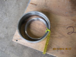 lks0612143 Goulds 3700 impeller ring C00333A75  316ss