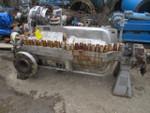 Sulzer Bingham 10 Stage Pump, 3 x 6 x 9E MSD
