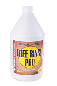 This product can be used for treating rugs, carpets, and fabrics for the presence of brown out or urine stains.May also be used to adjust pH of carpet prior to dyeing around sliding glass doors, etc. This product is a slightly acidic rinse aid used to prevent re-soiling due to detergent buildup by rinsing away residues left by detergents. This product leaves carpets smelling fresh and feeling soft without damaging.