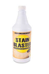 Red dye stain remover! Stain-Blaster is the premier red dye remover for use on fabrics, carpeting, or clothing. Stain Blaster can be used for treating carpet and fabric for the presence of cranberry juice, Kool Aid, fruit punch, shoe polish, cough syrup, latex paint, many wines, chocolate, dirt, grease, and soft drink stains.