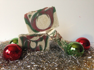 Christmas Morning HandCrafted Soap