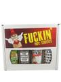 Fuckin' Hot Sauces Gift Box
