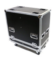 ATA Case for (2) Mackie SRM450 Powered Speakers