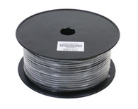 300' Ft Spool of Bulk 3 pin shielded DMX data cable