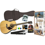 Yamaha GigMaker Acoustic Guitar Package - Standard