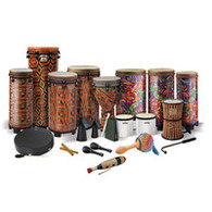 WORLD MUSIC DRUMMING PACKAGE E