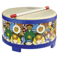 WORLD PERCUSSION RHYTHM CLUB FLOOR TOM 5'' X 10