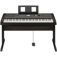 Yamaha DGX660B   88 Key Portable Grand Piano