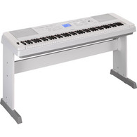Yamaha DGX660WH White  88 Key Portable Grand Piano